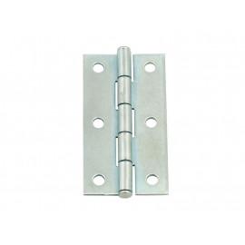 Усилена метална шарнирна панта за капаци на кутии Adam Hall 2602