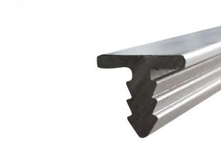 Aluminium Nailing T-shaped Profile For Furniture - 3 meters