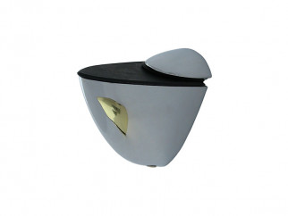 KAMA Pelican Shelf Support - Medium, Chrome