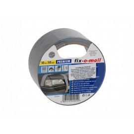 Водоустойчива лепенка за ремонтиране Fix-o-moll Power Tape - 10 м х 50 мм, Сребрист