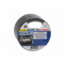 Водоустойчива лепенка за ремонтиране Fix-o-moll Power Tape - 10 м х 50 мм, Черен