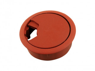 Plastic Cable Rosette - ∅60 mm, Tile