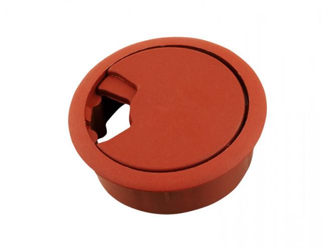 Пластмасова розетка за кабели - ф60, Керемида