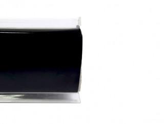 Водобранна лайстна за кухня - Мини, Черен, 4 метра
