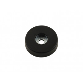 4906 Rubber Foot With Steel Washer Insert