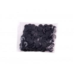Пластмасови декоративни тапи за винтове - Черен, PZ 2/PH 2