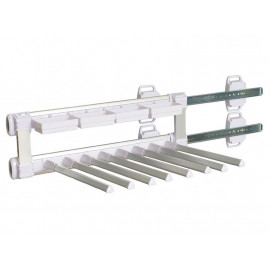 MK-F23 Trousers Rack With Jewellery Boxes