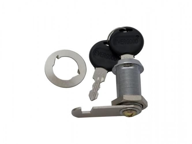 Ключалка за мебели с въртящ език KM-103 - 30 мм