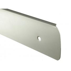 Завършваща лайстна за кухненски плот с дебелина 38 мм - Лява