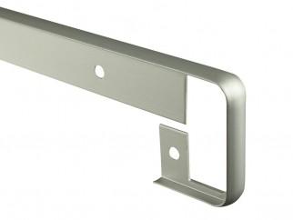 Aluminium Profile For 38 mm Kitchen Countertops - Connecting profile