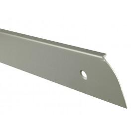 Завършваща лайстна за кухненски плот с дебелина 28 мм - Лява
