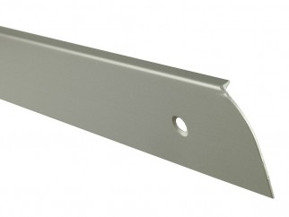 Aluminium Profile For 28 mm Kitchen Countertops - Left