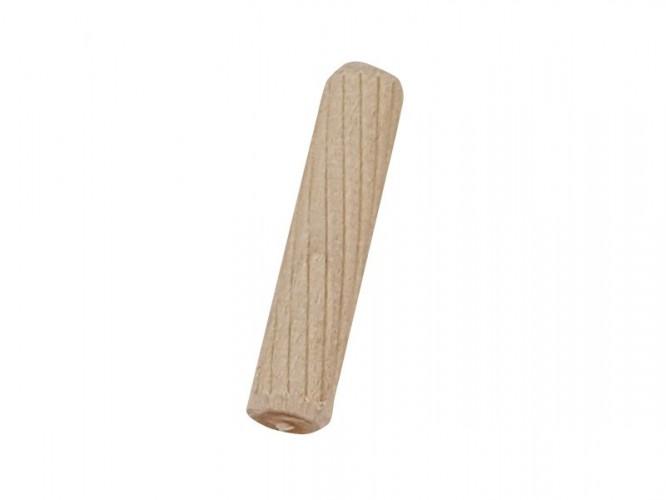 Дървена дибла за сглобки - 8 x 35 мм