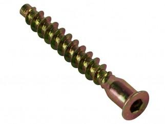 Конформантен винт за усилени ъглови сглобки - 7 x 50 мм