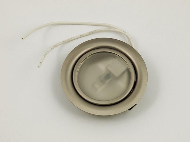 Mебелна луничка за вграждане GTV - Сатен