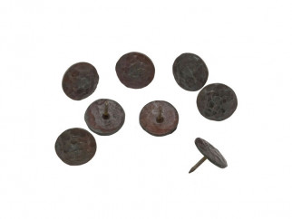 Decorative Tack - Circle, 25 mm