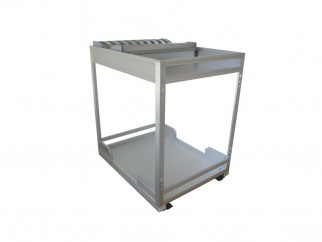 Aluminium Kitchen Basket - 400 mm