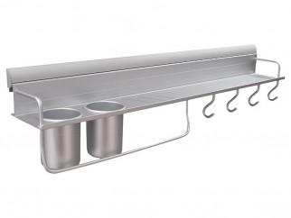 KA Aluminium Kitchen Rack - 810 mm