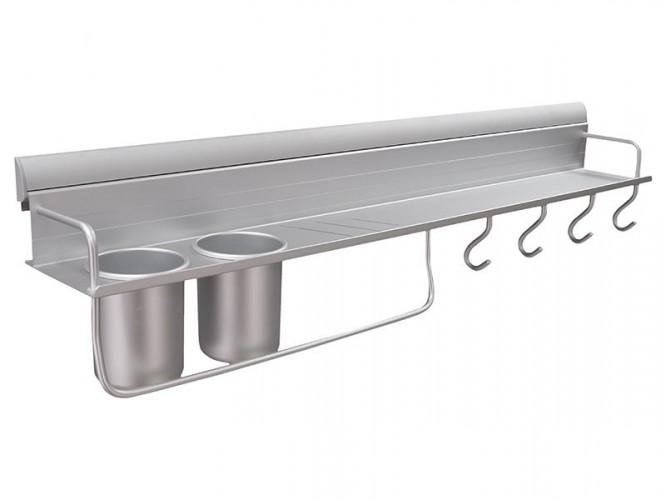 Мултифункционален рафт за кухня KA - 810 мм