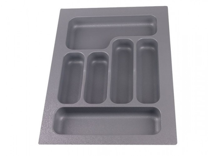 Поставка за кухненски прибори за чекмедже - 370 х 490 мм