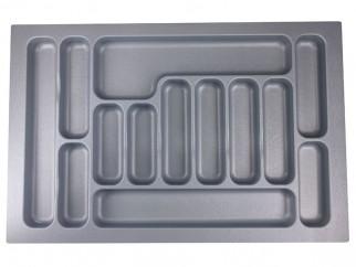 Поставка за кухненски прибори за чекмедже - 750 х 490 мм