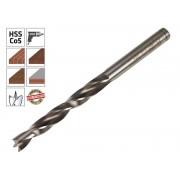 Кобалтово свредло (бургия) за дърво Alpen HSS Cobalt Holz - ф5.0 мм