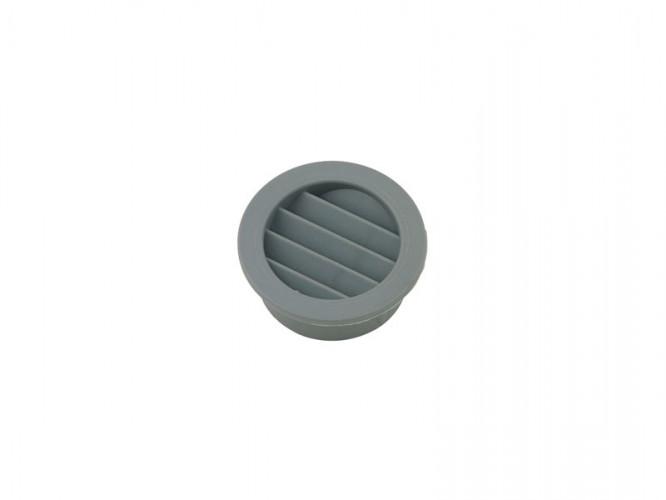 Кръгла пластмасова вентилационна решетка F1