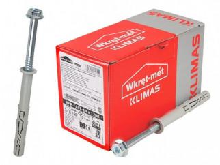 Дюбели с винт с шестостенна глава Wkret-met KPR-FAST 14 K - ф14 x 200 мм, 15 бр.