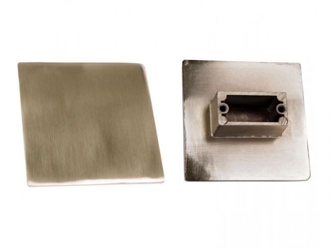 Мебелна дръжка 0018 - 32 мм, Инокс