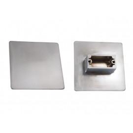 Дръжка за мебели KAMA 0018 - 32 мм, Хром мат