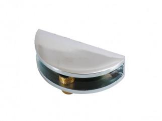 2710 Glass Shelf Support - Chrome