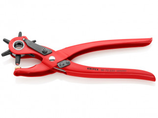 Revolving Punch Pliers KNIPEX