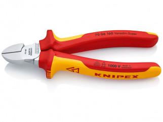 Diagonal Cutter KNIPEX 70 06 160