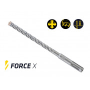 Свредла за армиран бетон ф10.0 Alpen SDS-plus ForceX