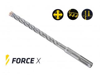 Свредла за армиран бетон Alpen SDS-plus ForceX