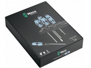Комплект неръждаеми отвертки Wera Kraftform Plus 3334/3355/6