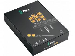 Комплект ударни отвертки Wera Kraftform Plus 932/6