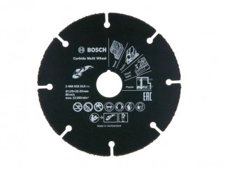 Диск за дърво BOSCH Carbide Multi Wheel 125mm