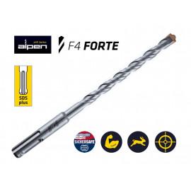 Свредло (бургия) за бетон и гранит Alpen SDS-plus F4 - 160 x 100 мм