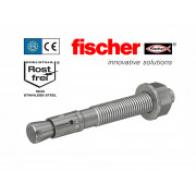 Сегментен неръждаем анкер FISCHER FBN II A4 - ф10 х 85