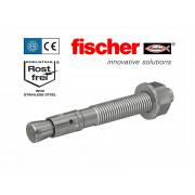 Сегментен неръждаем анкер FISCHER FBN II A4 - ф12 х 104