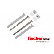 Крепеж за тоалетна чиния FISCHER S 8 RD 80 WCR