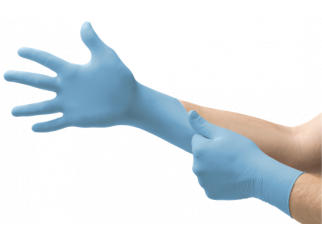 Ansell Edge 82-134 Nitrile Gloves For Single Use - S, 100 pcs