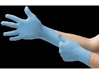 Ръкавици от нитрил за еднократно ползване Ansell Edge 82-134, S размер, 100 бр.