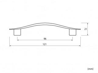 Ретро мебелна дръжка MD-8115