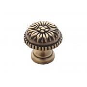 Ретро дръжка за мебели KAMA 2042 - С един винт, Старо злато