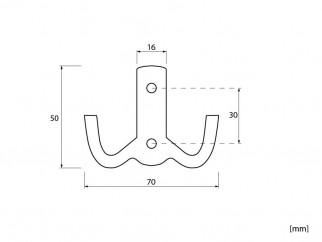 Мебелни закачалки Z-089