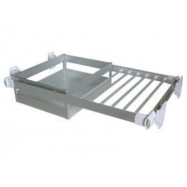 MK-F27 Trousers Rack With Basket - 800 mm
