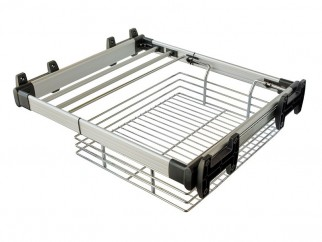 MK-19A Trousers Rack With Basket - 564 mm