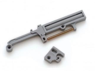 Механизъм за плавно прибиране на чекмедже